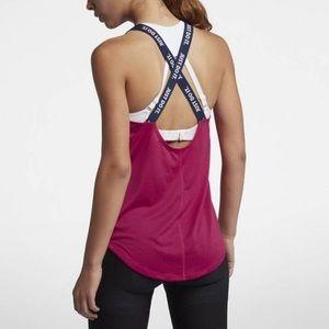 Nike Womens Elastika Training Workout Tank Top